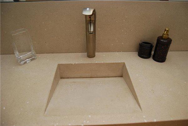 Concrete Sinks Concrete -N- Counters Lutz, FL