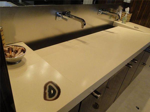 Concrete Sinks Hard Topix Jenison, MI