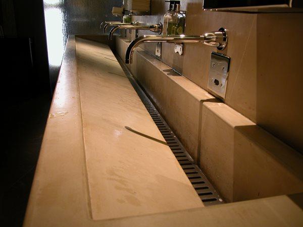 Concrete Sinks Lucioni Arts Tukwila, WA