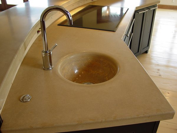 Concrete Sinks Nobel Concrete Jenison, MI