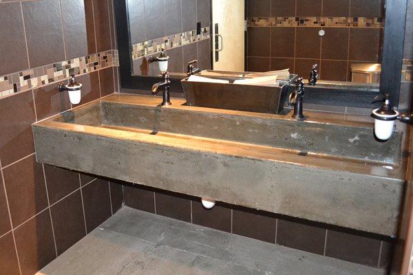 Concrete Sinks Table Mountain Creative Concrete Golden, CO