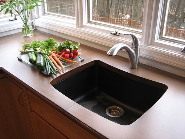 Concrete Sinks Trueform Concrete Wharton, NJ