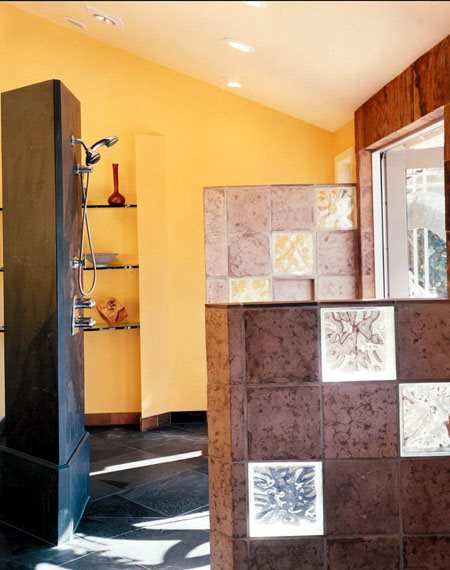 Wall Tiles, Divider Concrete Tiles Buddy Rhodes Concrete Products SF, CA