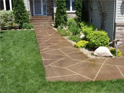 Concrete Walkways Decorative Concepts LLC North Branch, MN