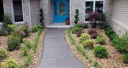 Concrete Walkways Surface Design Solutions Atlanta, GA