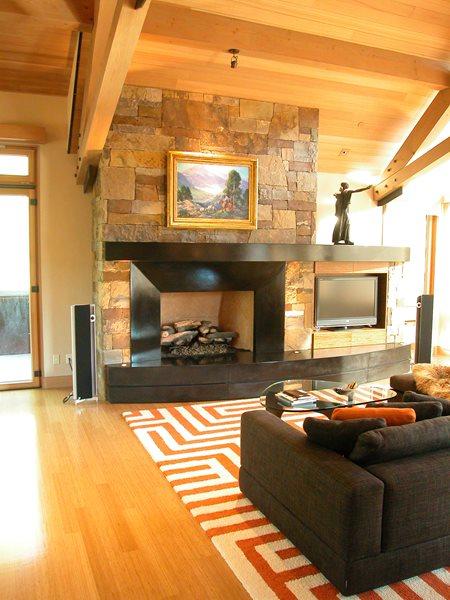 Fireplace Surrounds Concrete Revolution Denver, CO