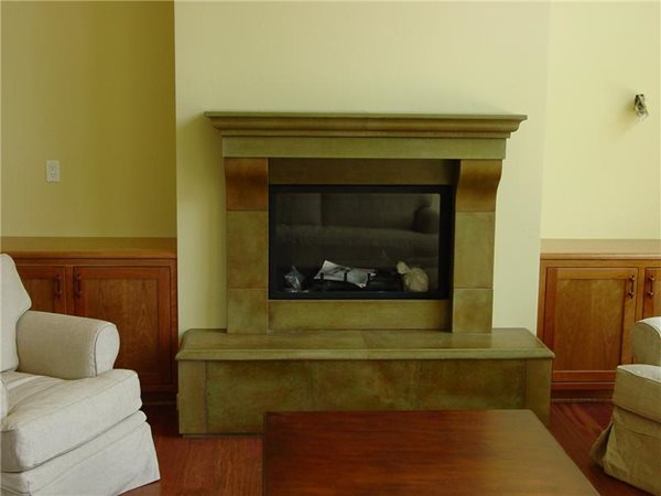 Fireplace Surrounds Diamond D Company Capitola, CA