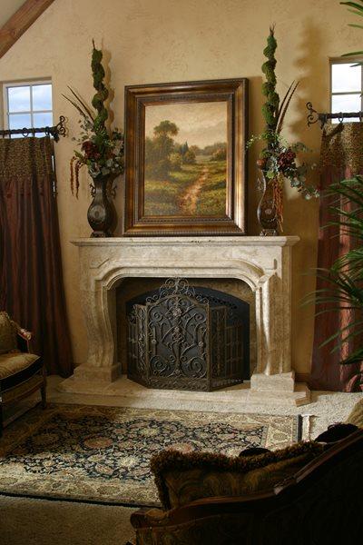 Marble, Cream Fireplace Surrounds Stone Passion Salt Lake City, UT