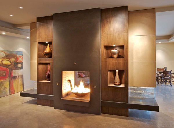 Wood Concrete Fireplace Fireplace Surrounds Flying Turtle Cast Concrete Modesto, CA