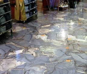 Floor Logos and More Agio Imaging