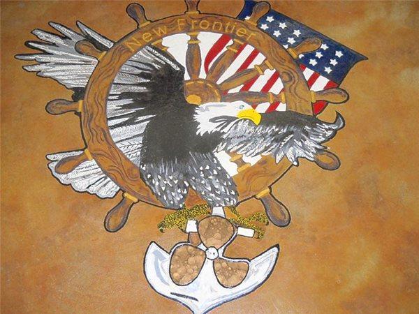 Floor Logos and More Arti-Crete League City, TX