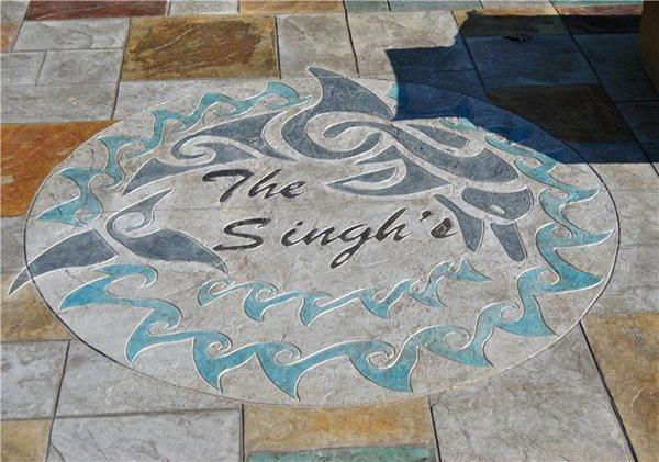 Floor Logos and More Greystone Masonry Inc Stafford, VA