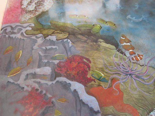 Ocean Floor Floor Logos and More Concrete Mystique Engraving Antioch, TN
