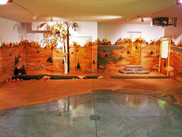 Garage Floors Cornerstone Decorative Concrete Fennville, MI