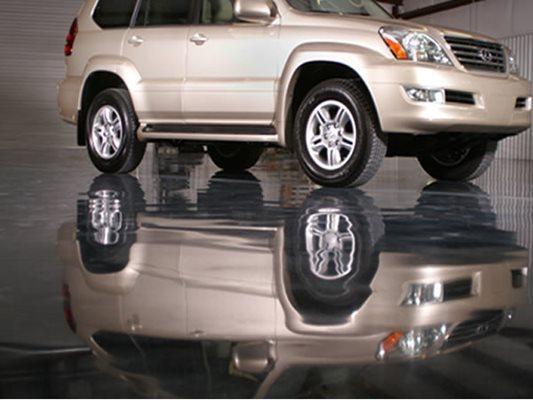 Epoxy, Car Garage Garage Floors Stockwell Maintenance Systems Inc Williamsport, MD