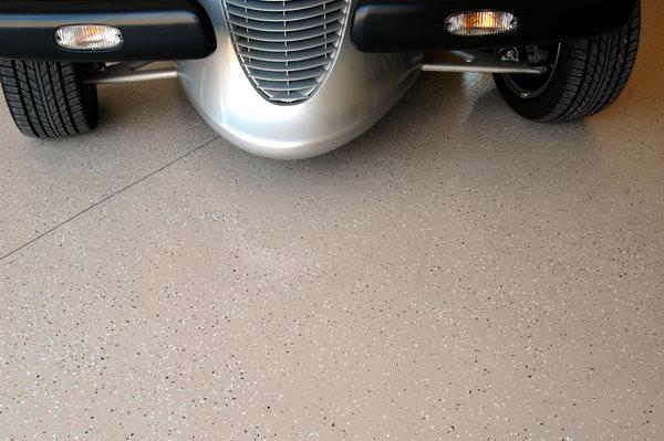 Garage Floor, Epoxy Floor, Concrete Garage Floor Garage Floors H&C Decorative Concrete Products Cleveland, OH