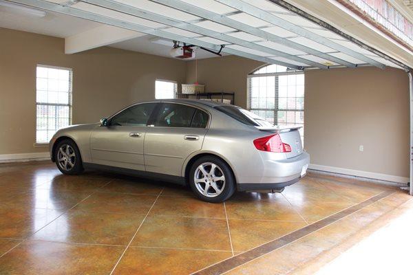 Marble, Diamond Garage Floors Kemiko Concrete Coatings & Floor Systems Whittier, CA