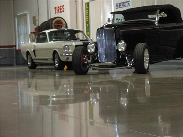 Garage Floors Surfacing Solutions Inc Temecula, CA