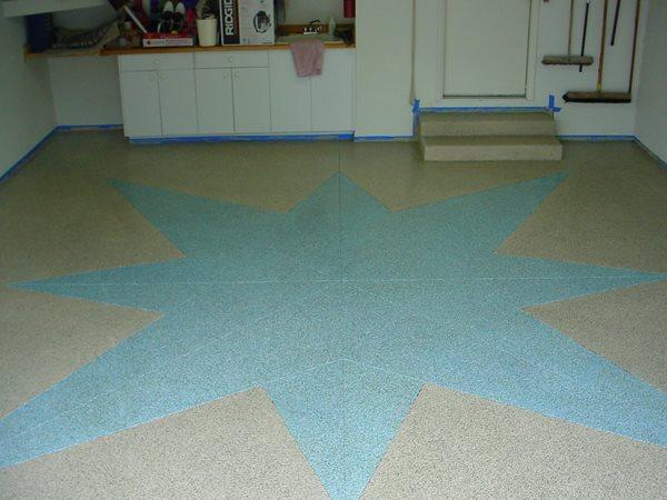 Teal, Star Garage Floors Concrete Designs LLC Holiday, FL