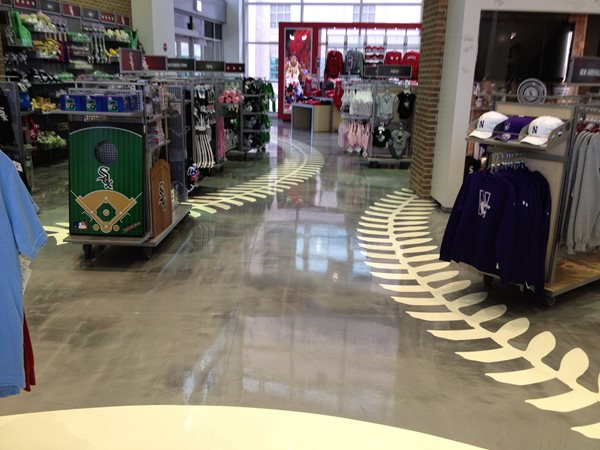 Get the Look - Interior Overlays Concrete Coatings of Illinois Crest Hill, IL