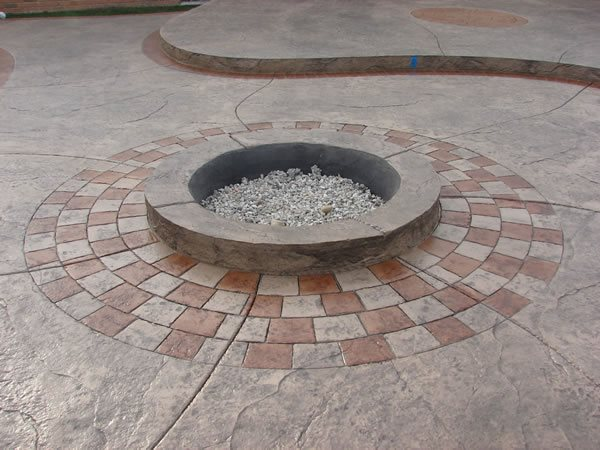 Eco-Stain Get the Look - Stamping J&H Decorative Concrete LLC Uniontown, OH