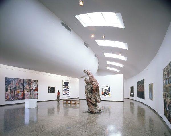 Museum, Polished, Polish Gray Floors Levetec Redmond, WA
