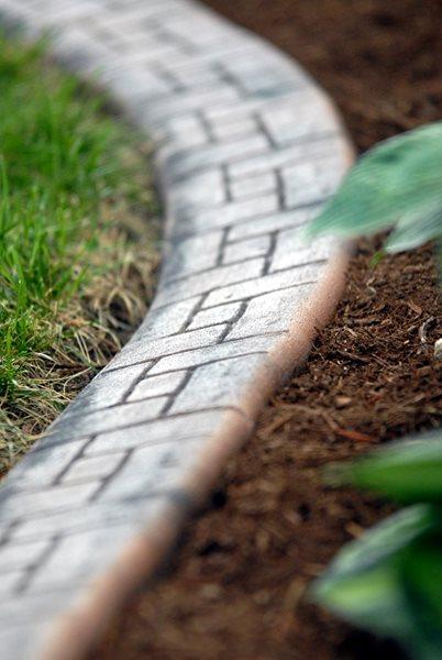 Landscape Borders Accent Curbz Decorative Concrete Springfield, MO
