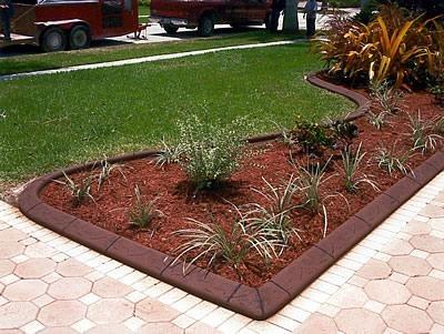 Brick, Curbing Landscape Borders VenKrete, Inc Coconut Creek, FL