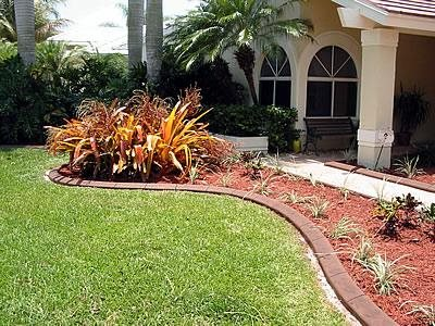 Brick, Planter Landscape Borders VenKrete, Inc Coconut Creek, FL