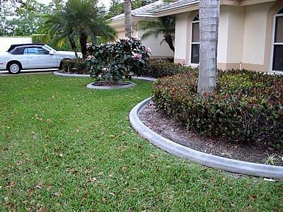 Light, Edging Landscape Borders VenKrete, Inc Coconut Creek, FL