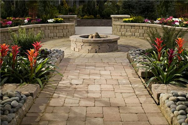 Outdoor Fire Pits Belman Concrete Landscape and Pavers Rancho Cucamonga, CA
