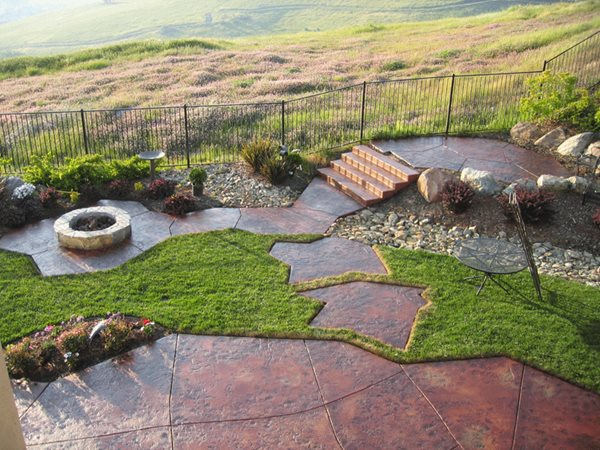 Outdoor Fire Pits Concrete911 Roseville, CA