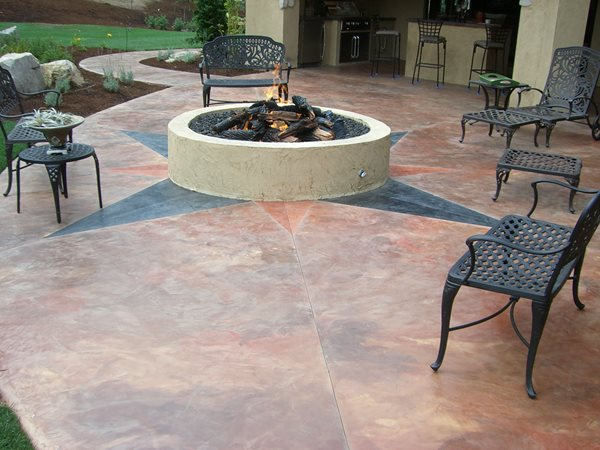 White, Focal Point Outdoor Fire Pits Michael Rogers Studios Salem, OR