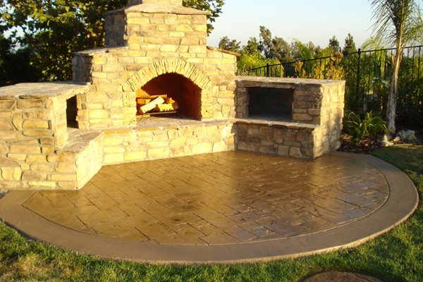 Outdoor Fireplaces Staintec Rancho Cucamonga, CA