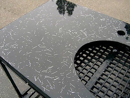 Black, Polished Outdoor Furniture Stonehenge Concrete Works Inc Bothell, WA