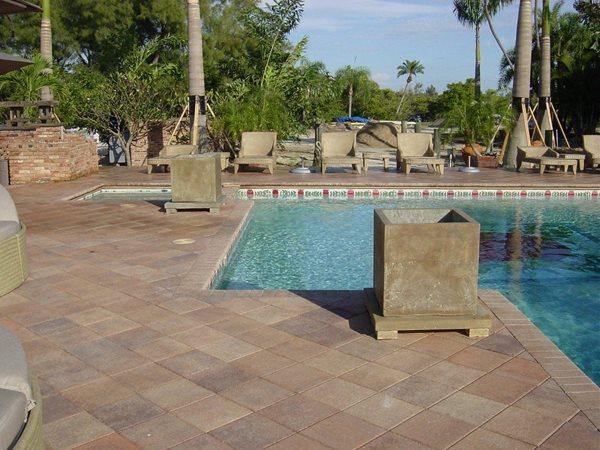 Earth Tone, Planter Outdoor Furniture Concrete -N- Counters Lutz, FL