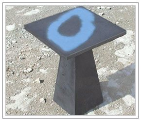 Small Table, Charcoal Outdoor Furniture Rock Elements Escanaba, MI