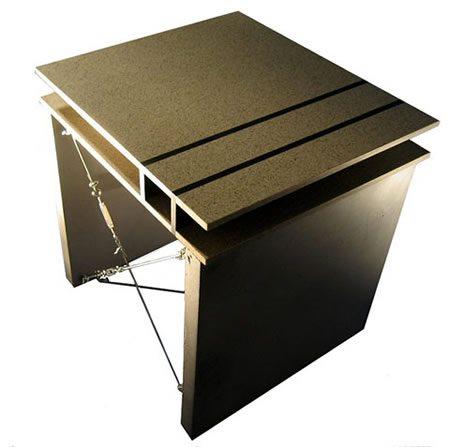 Small Table, Desk Outdoor Furniture Gore Design Co llc Tempe, AZ