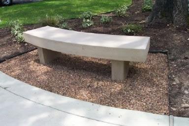 Outdoor Furniture Spirit Ridge (Concrete Creations) Studios Houston, TX