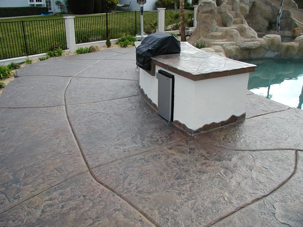 Brown, Barbeque Outdoor Kitchens Surfacing Solutions Inc Temecula, CA