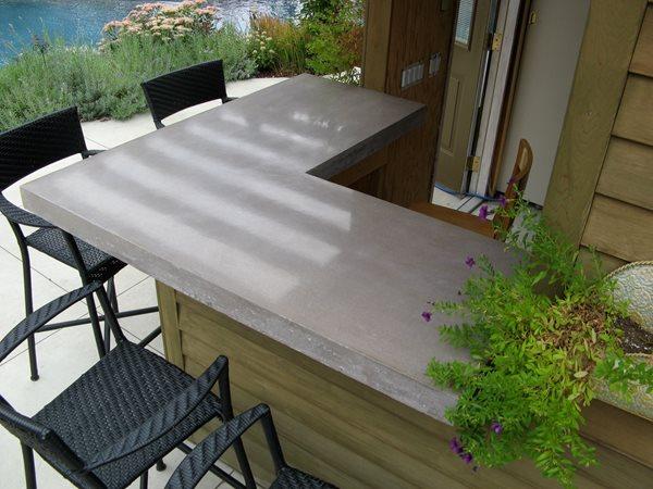 Outdoor Kitchens Concrete Elegance, Inc. Vaughan, ON