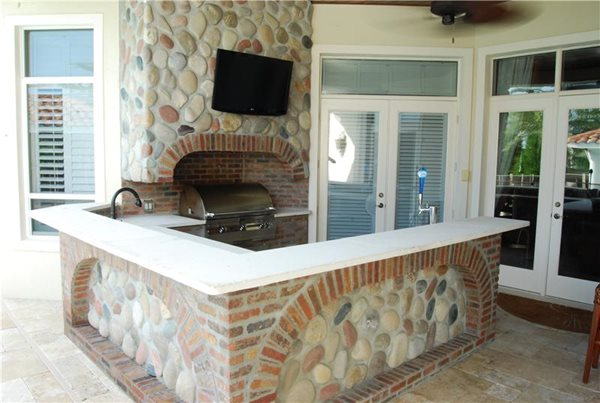 Outdoor Kitchens Concrete -N- Counters Lutz, FL