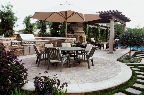 Custom, Patio Outdoor Kitchens The Green Scene Chatsworth, CA