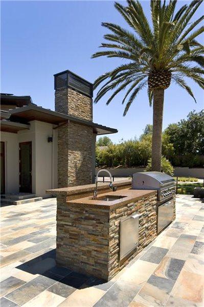 Outdoor Kitchens Diamond D Company Capitola, CA