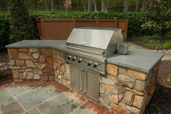 Outdoor Kitchens Liquid Stone Concrete Designs LLC Warminster, PA