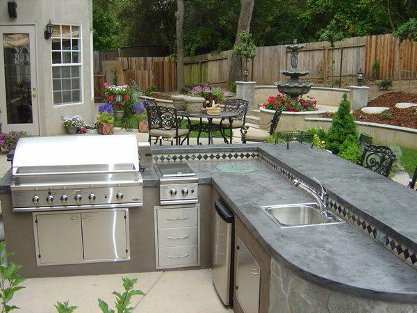 Outdoor Kitchen Outdoor Kitchens Granite Bay Landscape Inc/ California Hardscapes Granite Bay, CA