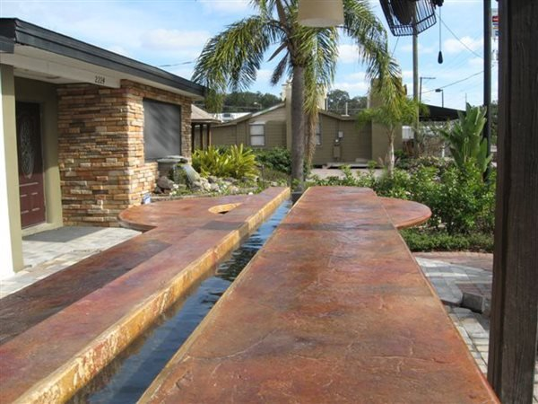 Outdoor Kitchens Use My Concrete FPP Wesley Chapel, FL
