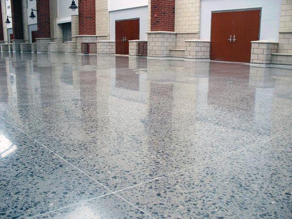 Commercial Floor, Floor Polishing Polished Concrete RECTIFYD Waco, TX