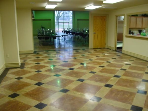 Polished Concrete Innovative Concrete Systems Benton, AR