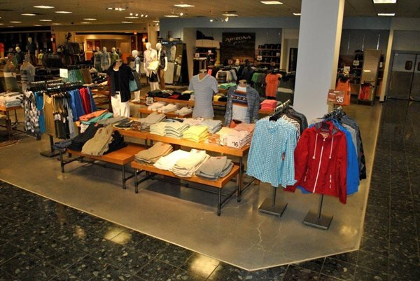Jc Penny - Palisades Mall - Complete Polished Concrete A1 Tri-State West Nyack, NY
